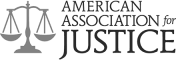 American Association for Justice Recognition