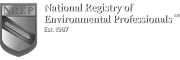 Certified Professionals By National Registry of Environmental Professionals