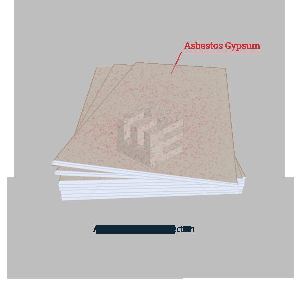 Asbestos gypsum environmental litigation group p c for Gypsum board asbestos