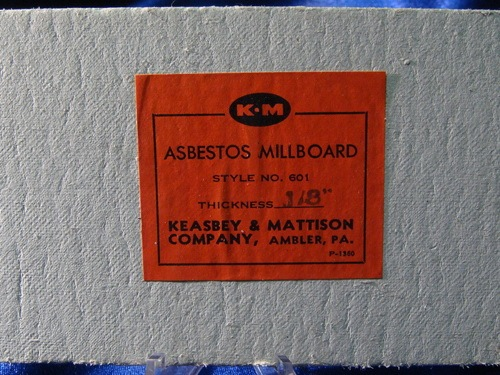 Products With Asbestos Exposure Elg Law