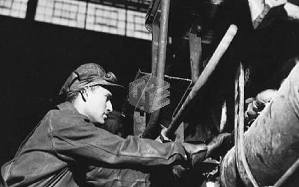 Steamfitters, Pipefitters, Plumbers On The Job