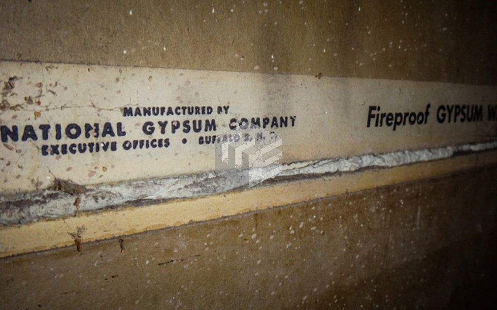 National gypsum company asbestos environmental for Gold bond joint compound