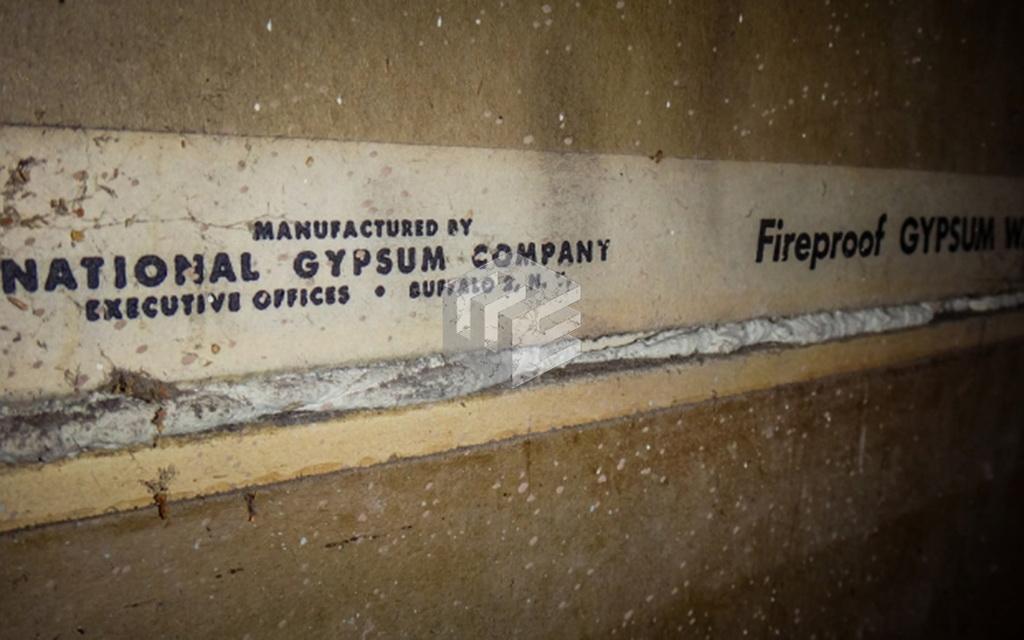 National Gypsum Company Asbestos
